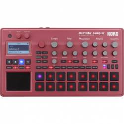 KORG MODULO ELECTRIBE SAMPLER RED