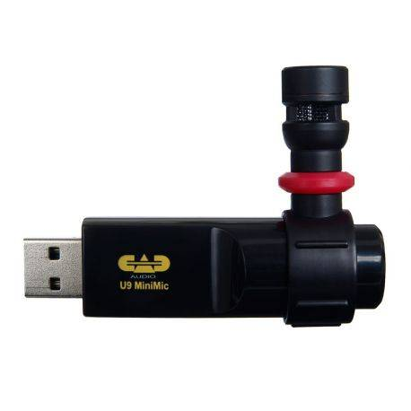 CAD AUDIO MICROFONO U9 USB MINI MIC