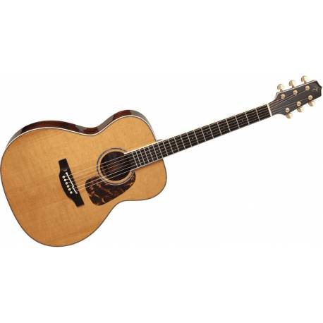 TAKAMINE AUDITORIUM OM TF77 - GUITARRA ACUSTICA NATURAL