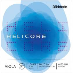 D'ADDARIO HELICORE H-410 ML MEDIUM 4/4