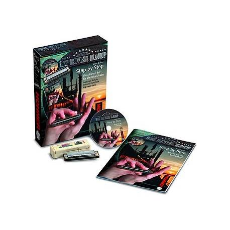 HOHNER STEP BY STEP PACK