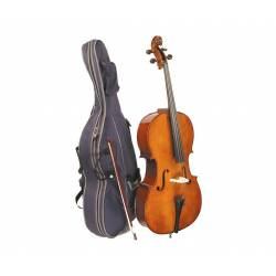 KREUTZER SCHOOL I EB CELLO 1/16