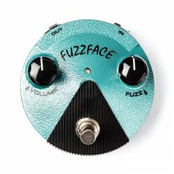 DUNLOP JIMI HENDRIX FFM3 FUZZ FACE MINI DISTORSION