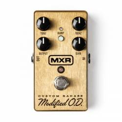 DUNLOP MXR M77 OVERDRIVE CUSTOM BADASS MODIFIED O.D.