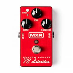 DUNLOP MXR M78 BADASS´78 DISTORSION