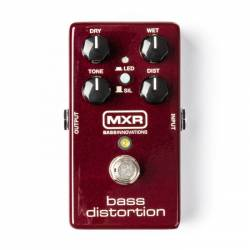 DUNLOP MXR M85 BASS DISTORSION