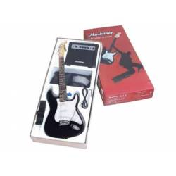 GUITARRA ELECTRICA MARKTINEZ PACK