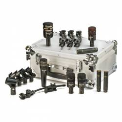 AUDIX DP-ELITE 8 PACK MICROFONOS BATERIA