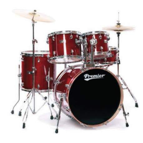 "PREMIER OLYMPIC ROCK LACADO 22"" ROJO"