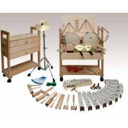 GOLDON 30510 KIT PERCUSION ESCOLAR
