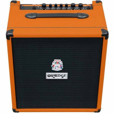 ORANGE COMBO BAJO CRUSH BASS 50BXT
