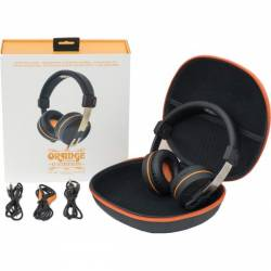 ORANGE ORANGE 'O' EDITION HEADPHONES
