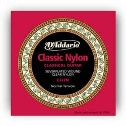 D'ADDARIO EJ-27N CLASSIC TENSION NORMAL