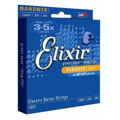 ELIXIR 12052 NANOWEB LIGHT