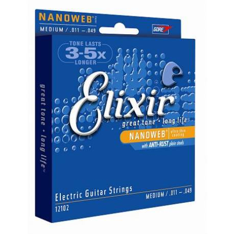 ELIXIR 12102 NANOWEB MEDIUM